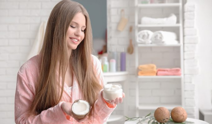 COCONUT OIL FOR YOUR HAIR GROWTH-wallpaper