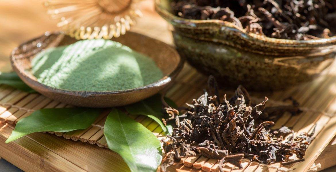 GREEN TEA EXTRACT AND ITS BENEFITS
