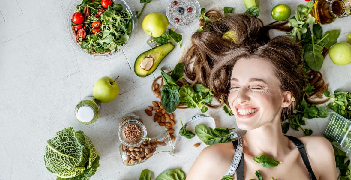Healthy Foods to Make Your Hair Grow and Remain Healthy-min