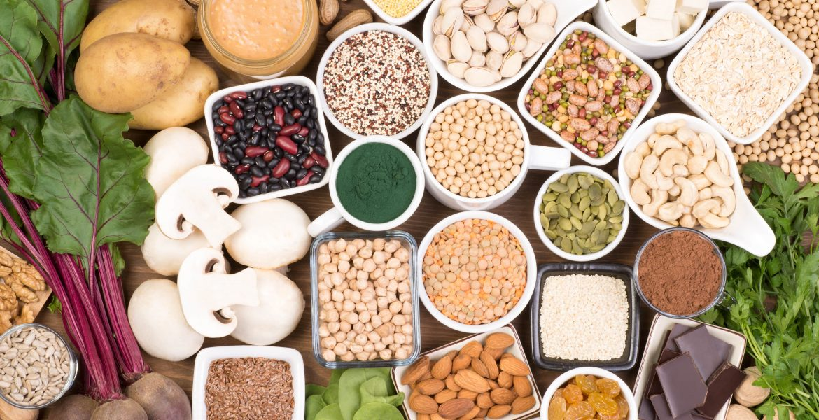 Top Iron-Rich Foods for Vegans-min