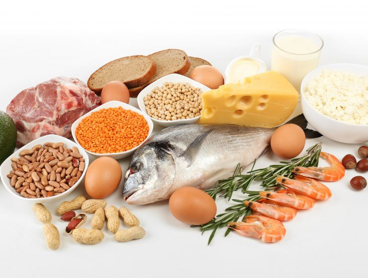 10 HEALTHY SOURCES OF ALMOST PURE PROTEIN FOODS-min