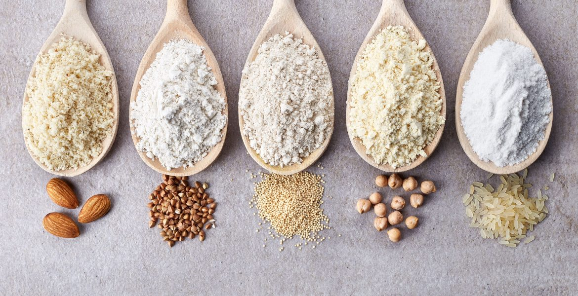 BEST GLUTEN-FREE FLOURS YOU CAN USE-min